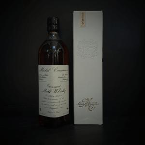 Whisky : Blended Malt Whisky - Michel Couvreur - Overaged