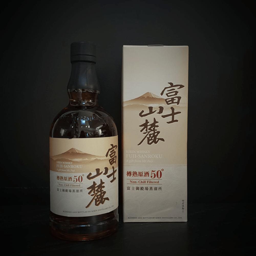 Blended Whisky - Kirin - Fuji-Sanroku(Japon)