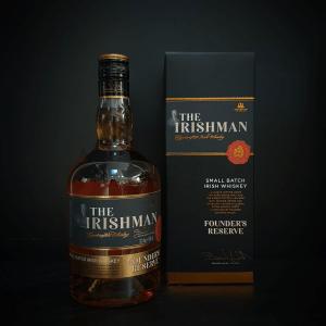 Whiskys : Small Batch Irish Whiskey - The Irishman - Founder's Reserve