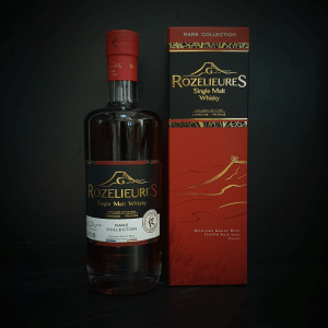Whisky : Single Malt Whisky - Rozelieures - Rare collection