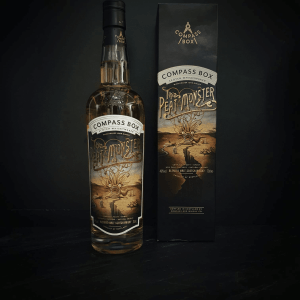 Whiskys : Blended Malt Scotch Whisky - Compass Box - The Peat Monster