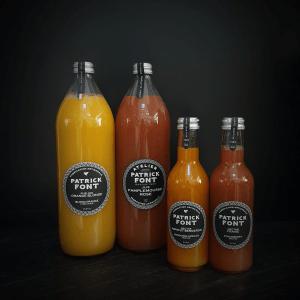 Sans alcool : Jus de Fruits - Patrick Font