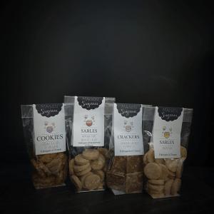 Épicerie Salée : Biscuits - Maison Suzanne