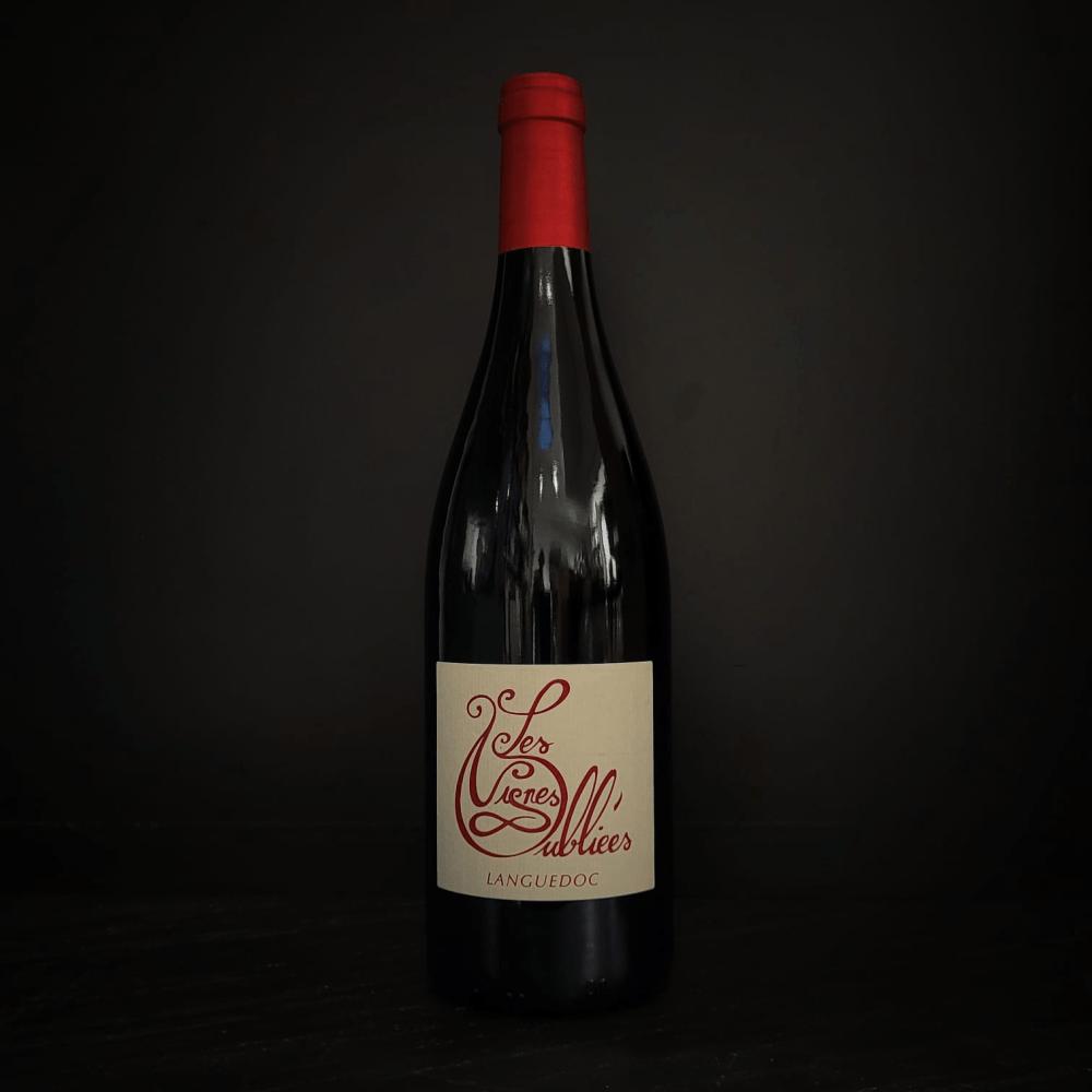 AOC Languedoc - Autour du Cinsault - Les Vignes Oubliées