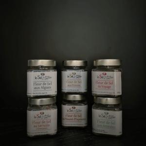 Épicerie salée : Fleur de Sel - La Maison Charteau