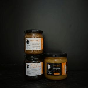 Épicerie sucrée : Miels & Pâtes à Tartiner - Le Chant des Reines