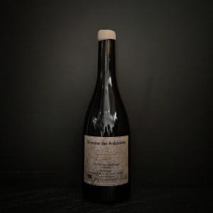 Alsace – Jura – Savoie : IGP Vin-des-Allobroges - Quartz - Domaine des Ardoisières