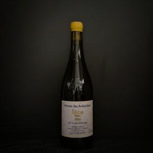 Alsace – Jura – Savoie : IGP Vin-des-Allobroges - Silice - Domaine des Ardoisières