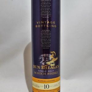 Dun Bheagan Collector Glenallachie 10 ans Single Malt whisky 43°