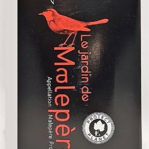 Le Jardin de Malepère rouge 5 litres