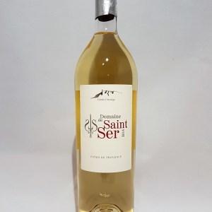 Domaine de Saint-Ser 2018 cuvée prestige Côtes de Provence blanc BIO