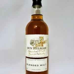 Dun Bheagan Blended Malt Whisky 43°