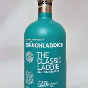 The Classic Laddie Bruichladdich Islay Single malt whisky 50°