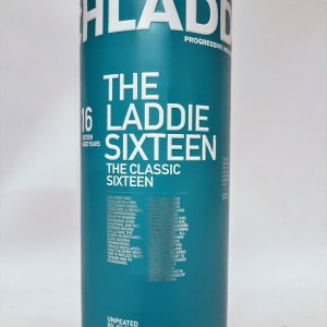The Laddie sixteen Bruichladdich Islay Single malt whisky 46°
