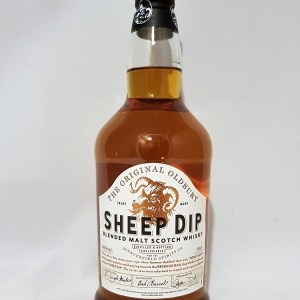 Sheep dip blended malt whisky 40°