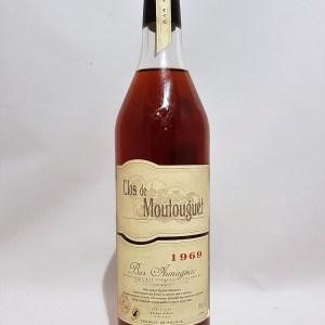 Clos de Moutouguet 1969 Bas-Armagnac 47,7°