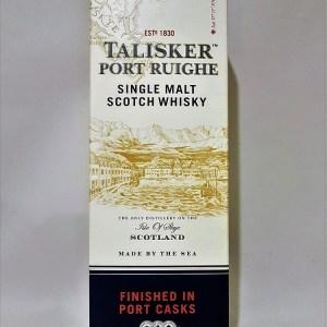 Talisker Finished in Port Casks Isle de Skye Single malt whisky 45,8°