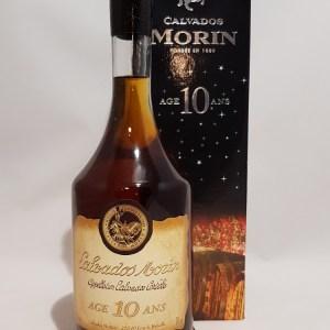 Calvados Morin 10 Ans  42°