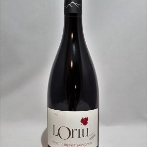 LOriu Merlot-cabernet sauvignon pays Oc 2017 AB