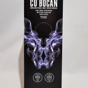 Cù Bocan Highland single malt whisky 46%