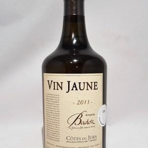 Côtes du Jura Vin Jaune Domaine Badoz 2011 62cl