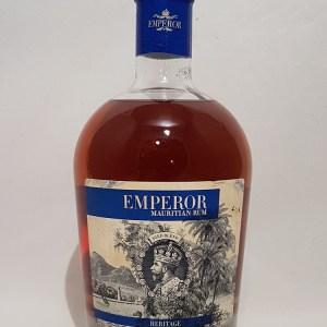 Rhum Emperor héritage 40°