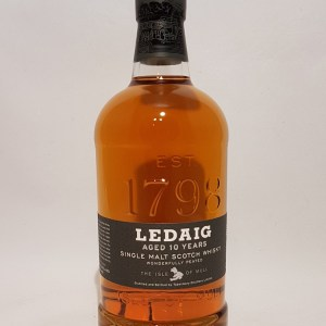 Ledaig 10 ans Ile of Mull single malt whisky 46,3°