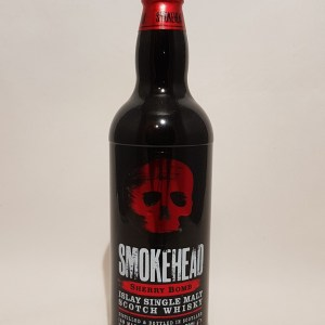 Smokehead Sherry Bomb Islay single malt whisky 48°