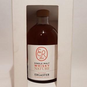 Ergaster Single Malt Whisky nature 45° conversion BIO 2015