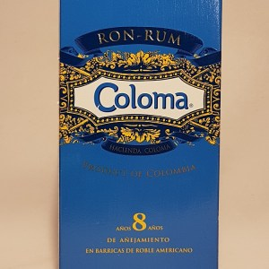 Ron-Rum Coloma 8 ans