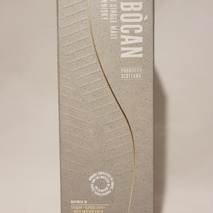 Cù Bocan Highland single malt whisky 46%