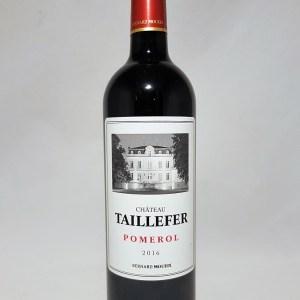 Pomerol Château Taillefer 2016
