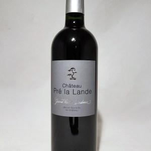 Cuvée TerraCotta Château Pré la Lande Sainte-Foy Côtes de Bordeaux 2016 BIO VEGAN