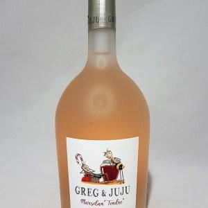 Greg et Juju Tendre Rosé 2019