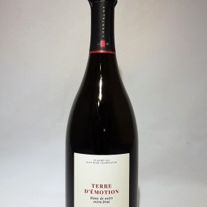 Champagne Terre d'Emotion Blanc de Noirs conversion BIO