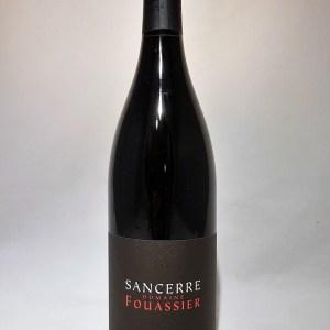 Sancerre Rouge Domaine Fouassier Rouge 2018 BIO