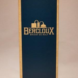 Distillerie Bercloux Whisky de Malt de Nouvelle Aquitaine 47,8°