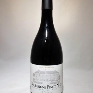 Bourgogne Pinot noir «Cuvée Natura» Sylvain Loichet 2019 BIO