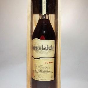 Domaine de Laubuchon 1990 Bas-Armagnac 48,4°