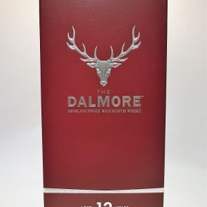 Dalmore Highland single malt 12 ans 40°