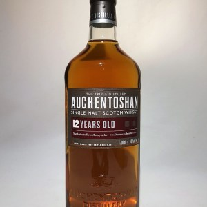 Auchentoshan 12 Years Single Malt Lowland 40°