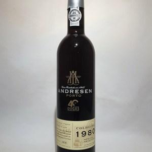 Porto Andresen Colheita 1980