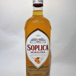 Vodka Polonaise Soplica à l'abricot 50 cl 30°