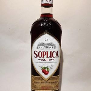 Vodka Polonaise Soplica à la Cerise 50 cl 30°