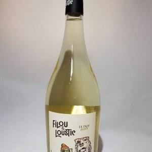 Vin de France filou et loustic duo écolo blanc BIO VEGAN