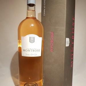 Jéroboam Domaine Montrose Côtes de Thongue Rosé 2020