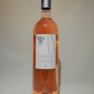 Maguelonne Rosé IGP Ardèche 2020 BIO