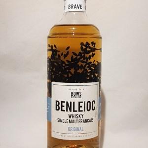 Bows Whisky Single Malt Français BENLEIOC ORIGINAL