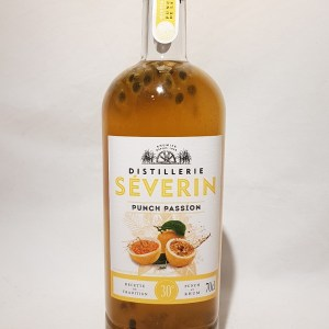 Punch Passion Distillerie Séverin