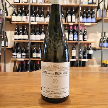 clos de la bergerie bottle white wine